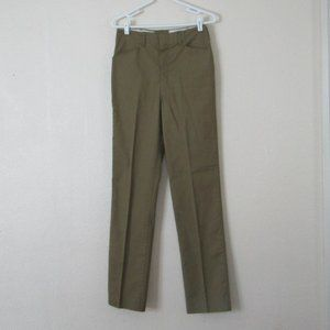 VTG 70s Boy Scouts of America Trousers, 28